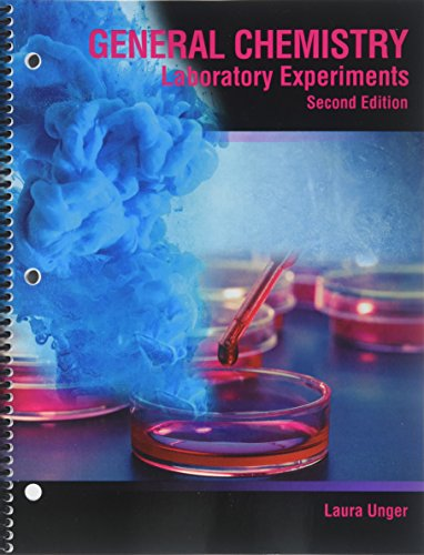 9781465236494: General Chemistry Laboratory Experiments