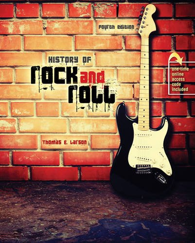 9781465238863: History of Rock and Roll With Rhapsody