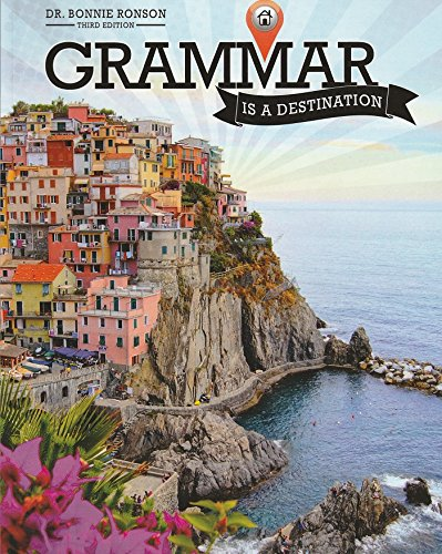 Grammar Is a Destination: RONSON BONNIE