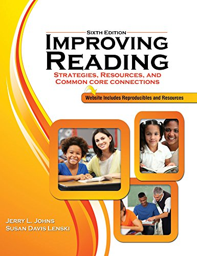 Improving Reading: Strategies, Resources and Common Core: JOHNS JERRY; LENSKI