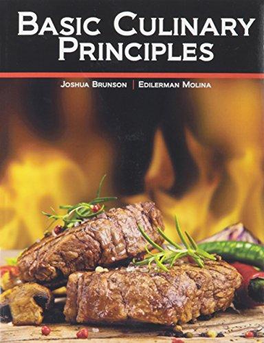 9781465243119: Basic Culinary Principles