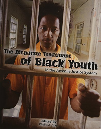 9781465243126: The Disparate Treatment of Black Youth in the Juvenile Justice System