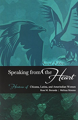 9781465245861: Speaking from the Heart: Herstories of Chicana, Latina, and Amerindian Women