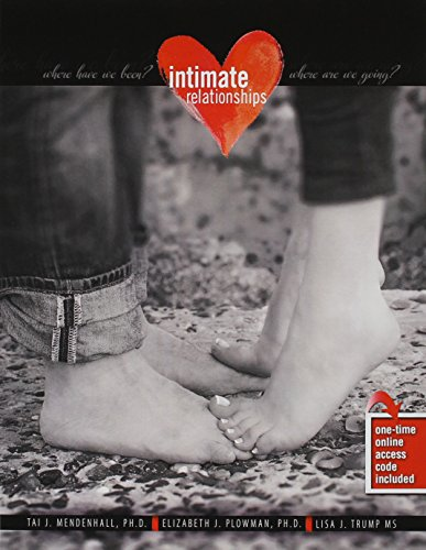 9781465247148: Intimate Relationships: Where Have We Been? Where Are We Going?