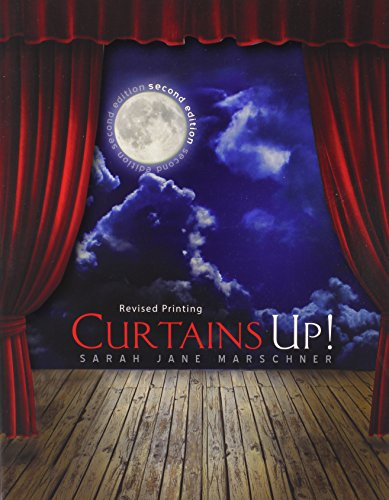 9781465247230: Curtain's Up!