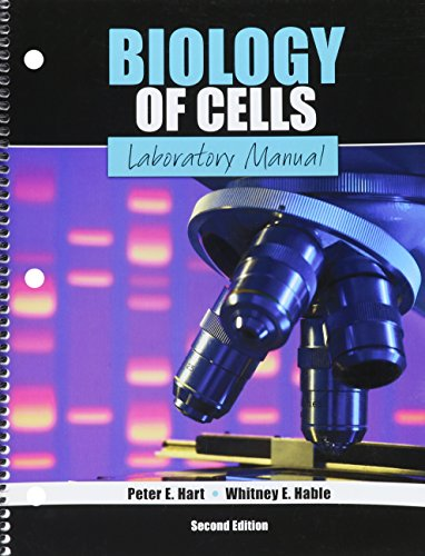 9781465247971: Biology of Cells Laboratory Manual
