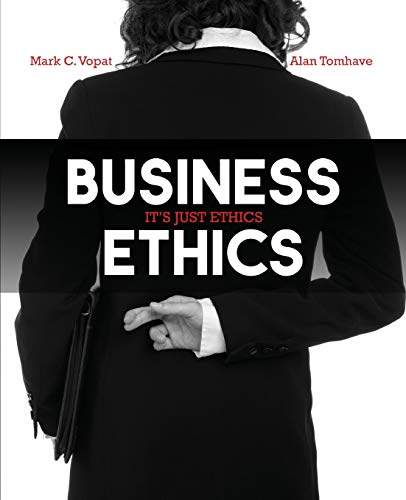 9781465248053: Business Ethics: It's Just Ethics