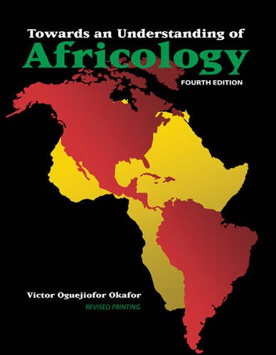 9781465248206: Towards an Understanding of Africology