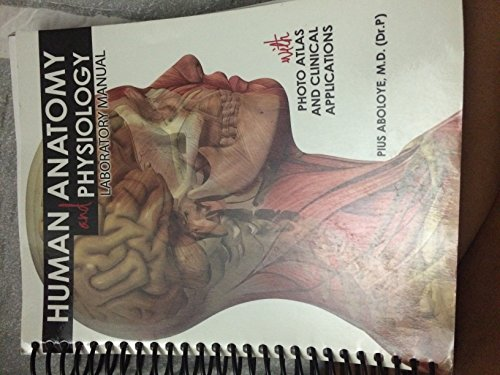 9781465249197: Human Anatomy and Physiology Laboratory Manual with