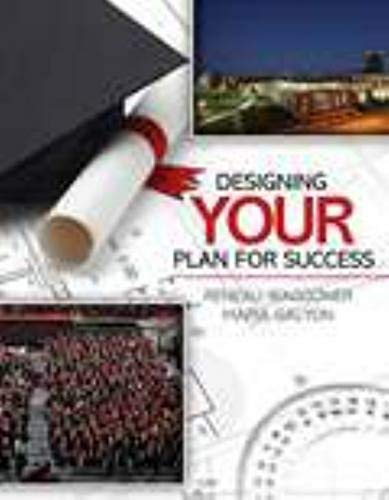9781465249586: Designing Your Plan for Success