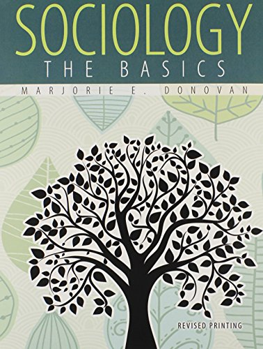 9781465249869: Sociology: The Basics