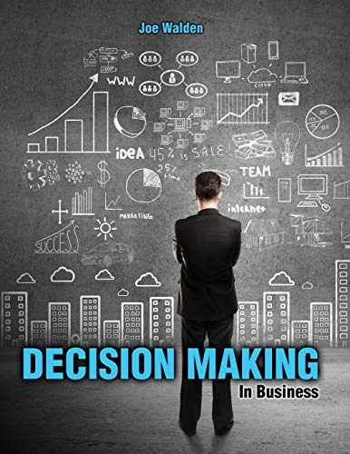 9781465249876: Decision Making in Business