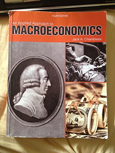 9781465249913: An Applied Approach to Macroeconomics - text
