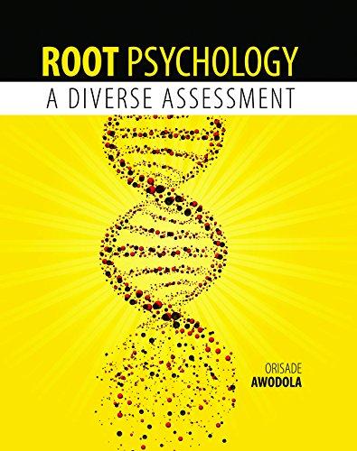 9781465250353: Root Psychology: A Diverse Assessment