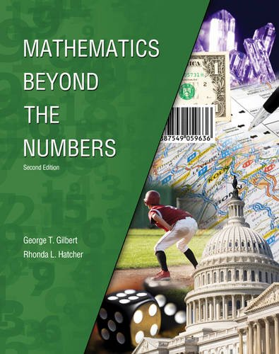9781465250377: Mathematics Beyond the Numbers