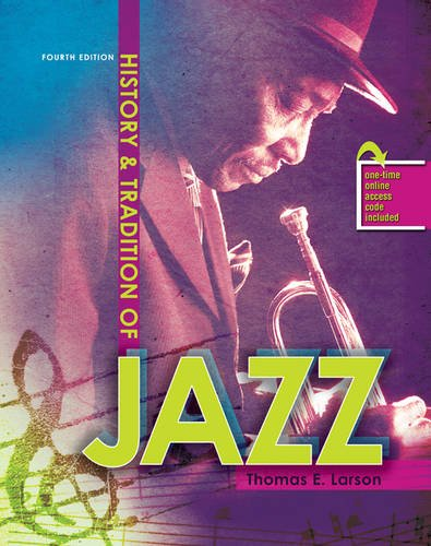 9781465250643: History and Tradition of Jazz