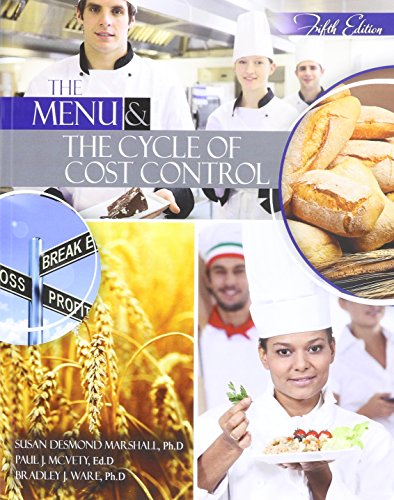 9781465251954: The Menu AND The Cycle of Cost Control
