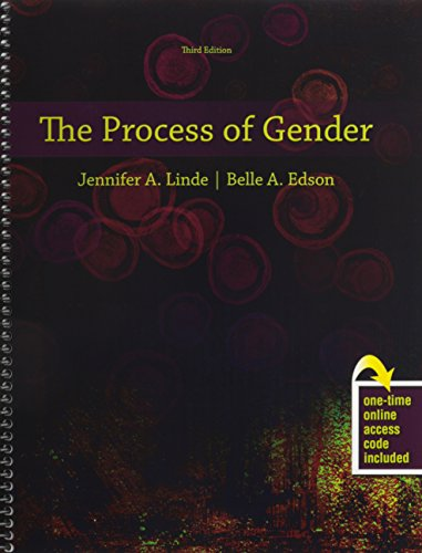 9781465252876: The Process of Gender