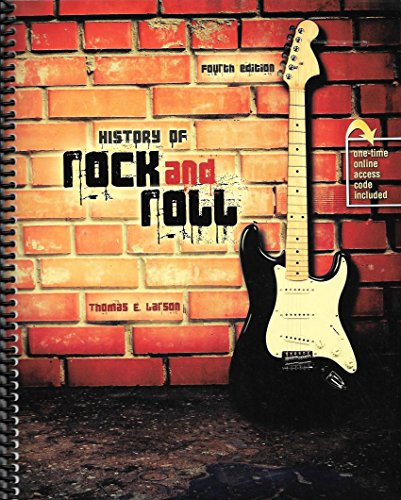 History of Rock and Roll with Rhapsody: Larson, Thomas E.