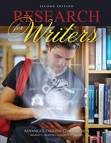 9781465253217: Research for Writers: Advanced English Composition