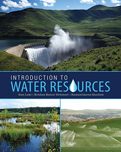 9781465258199: Introduction to Water Resources