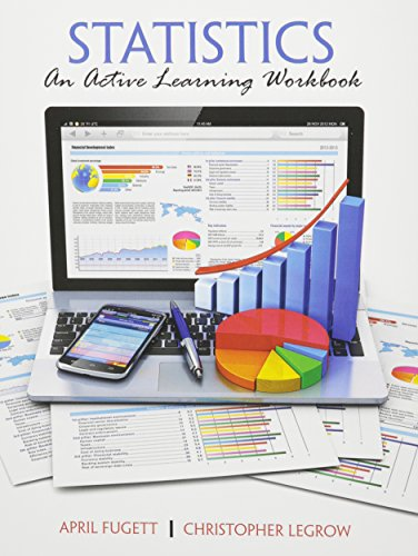 9781465258366: Statistics: An Active Learning Workbook