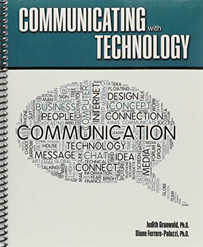 9781465258489: Communicating with Technology