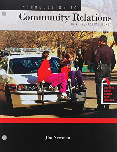 9781465258694: Introduction to Community Relations in a Pro-Active World