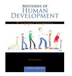 9781465259356: Mysteries of Human Development, a lifespan persepctive (2nd ED)