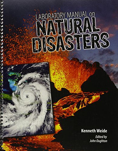 9781465266781: Laboratory Manual on Natural Disasters