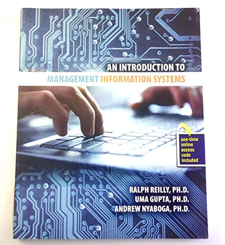 9781465268341: An Introduction to Management Information Systems