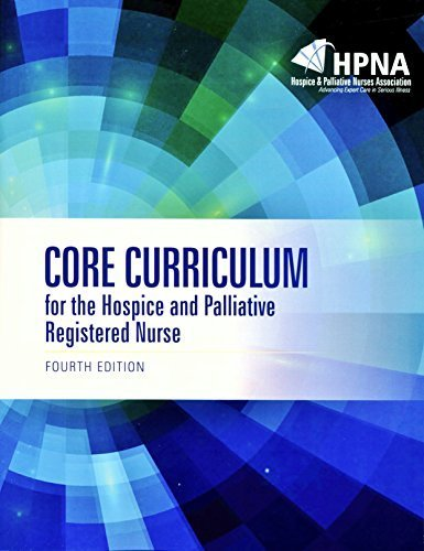 9781465269454: Core Curriculum for the Hospice and Palliative Registered Nurse
