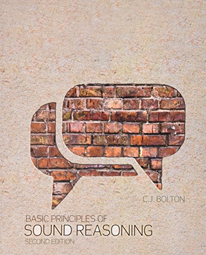 9781465269478: Basic Principles of Sound Reasoning