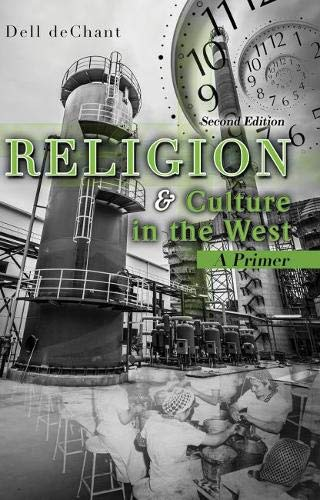 9781465269768: Religion and Culture in the West: A Primer