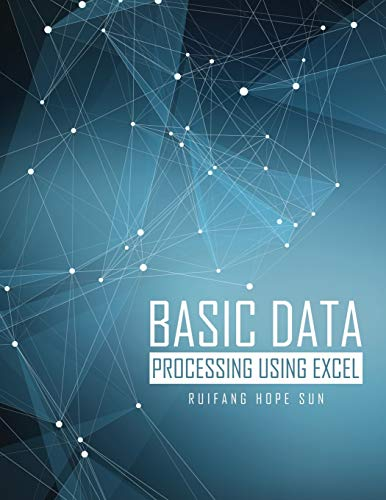 9781465272188: Basic Data Processing Using Excel