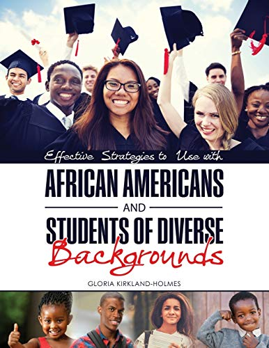 9781465272348: Effective Strategies to Use with African Americans and Students of Diverse Backgrounds