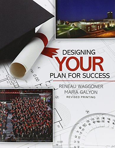9781465273413: Designing Your Plan for Success