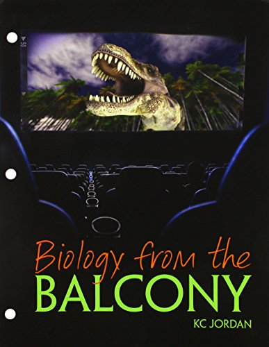 9781465274106: Biology from the Balcony