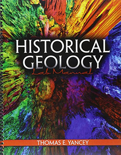 9781465274656: Historical Geology Lab Manual