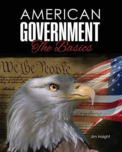 9781465275165: American Government: The Basics