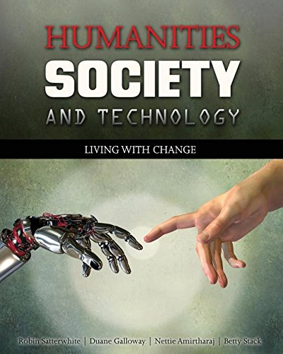 9781465275240: Humanities, Society and Technology: Living with Change