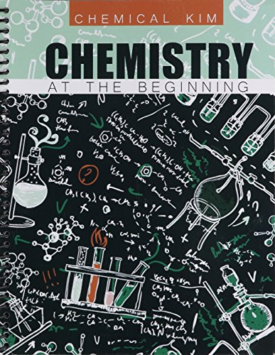 9781465275738: Chemistry at the Beginning