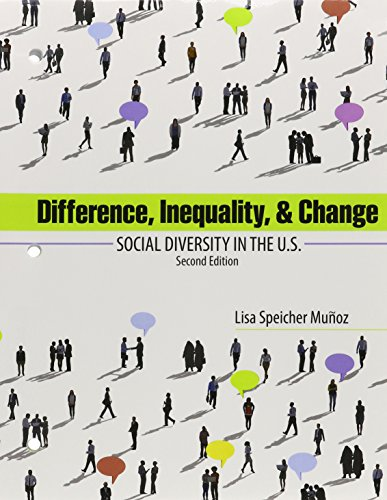 9781465276346: Difference, Inequality, and Change: Social Diversity in the U.S.