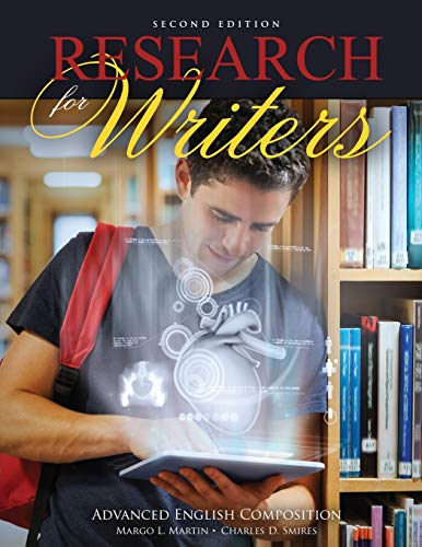 9781465276421: Research for Writers: Advanced English Composition