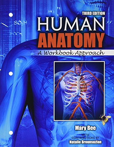 9781465276827: Human Anatomy: A Workbook Approach PAK