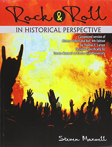 9781465277084: Rock AND Roll in Historical Perspective