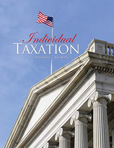 9781465278470: Individual Taxation