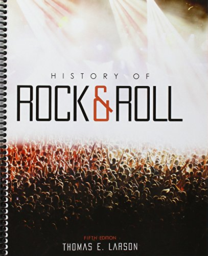 9781465278623: History of Rock and Roll
