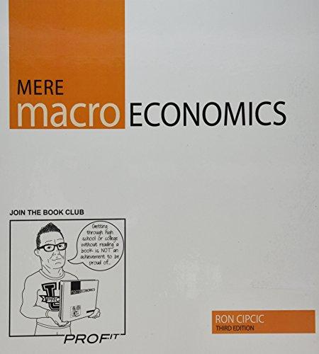 9781465279026: Mere Macroeconomics