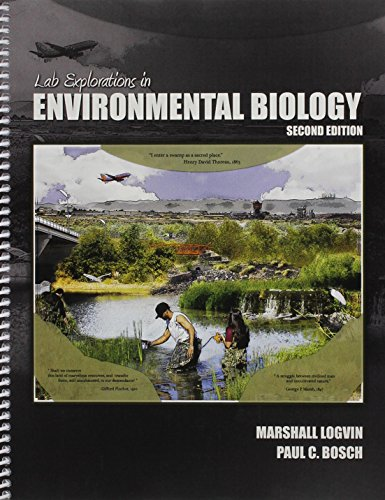 9781465279224: Lab Explorations in Environmental Biology